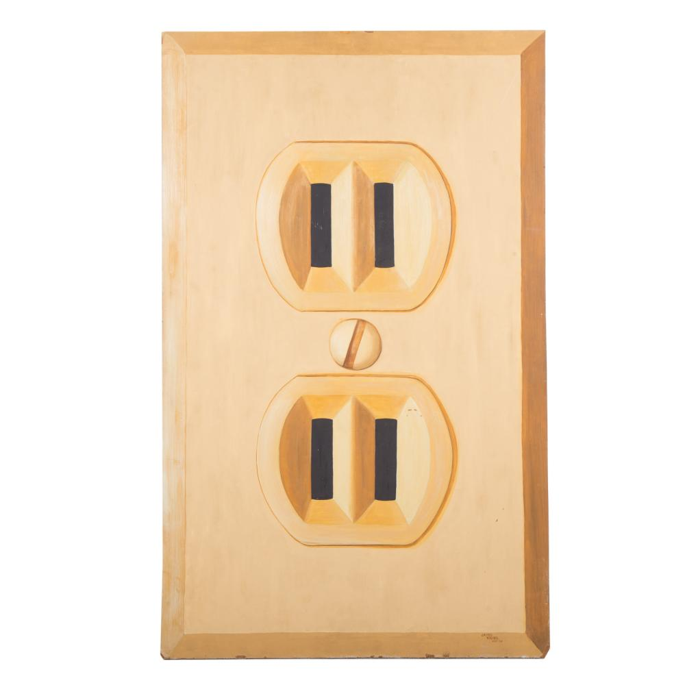 James W. Voshell. Electrical Outlet