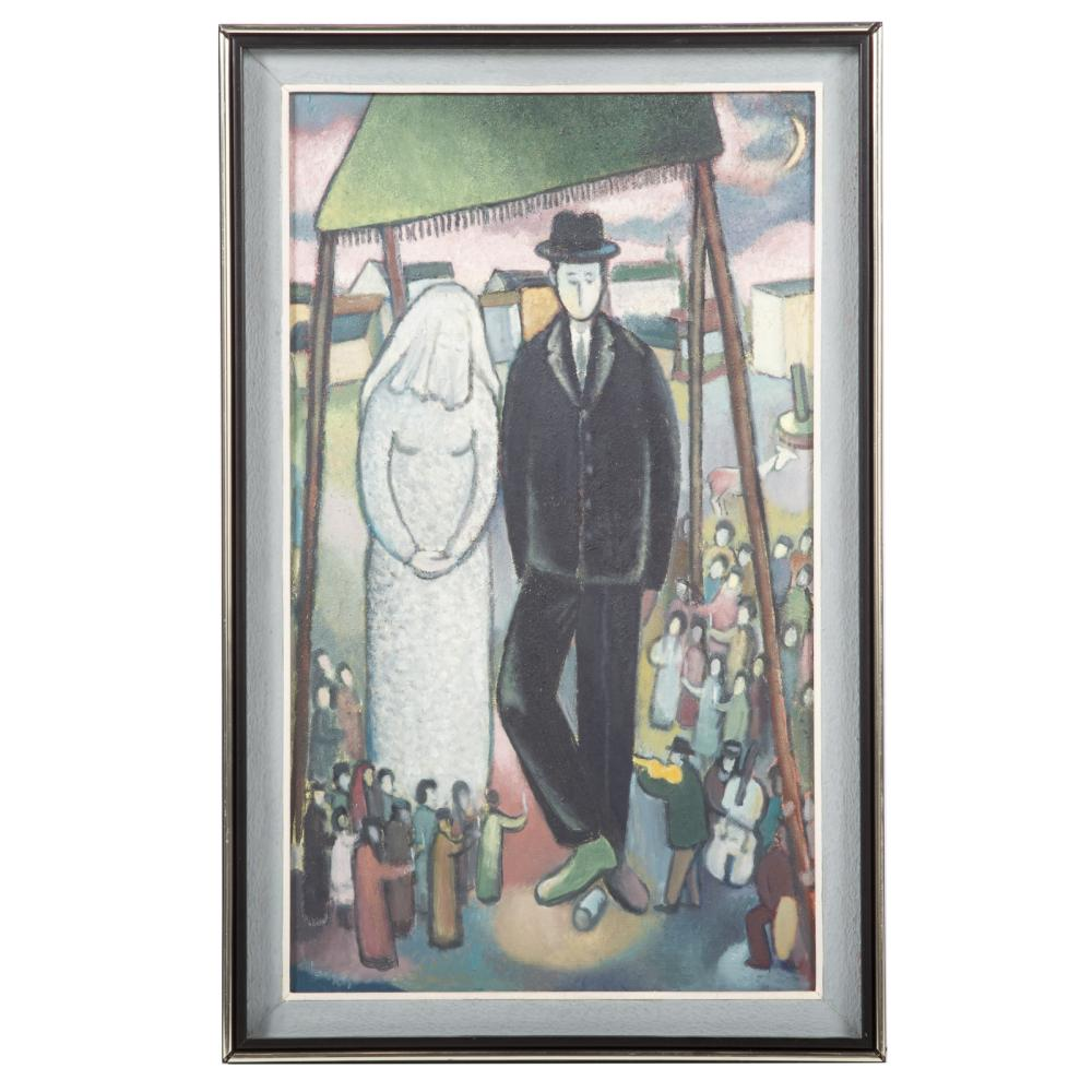 "Adam Aron Muszka. ""Festive Wedding"""
