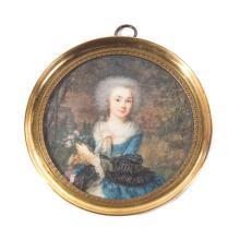 Jean-Jacques-Theresa De Lusse. Portrait of a