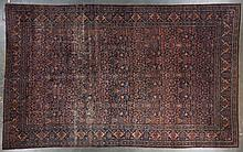 Antique Keshan carpet, approx. 12 x 19.2