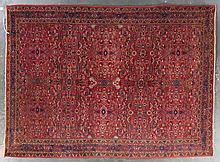 Fine Persian Bijar carpet, approx. 8.6 x 11.6
