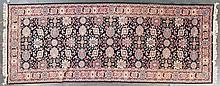 Romanian gallery rug, approx. 6 x 15.7