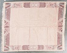 Tibetan rug, approx. 8 x 10