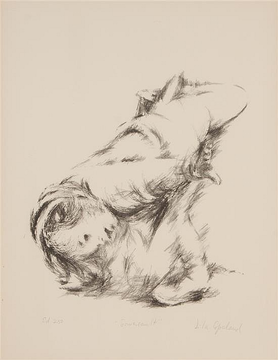 Lila Copeland, American, b. 1912,