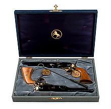Pair of Colt Civil War Centennial revolvers