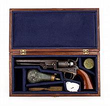 Firearm, memento: Colt Model 1849 pocket revolver