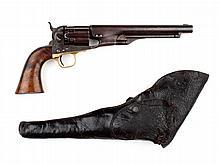 Firearm: Colt New Model 1860 Army revolver