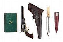 Maryland Confederate items: Major Harry Gilmor