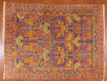 Antique Fette carpet, approx. 9 x 11.8