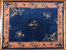 Antique Peking carpet, approx. 9.3 x 11.5