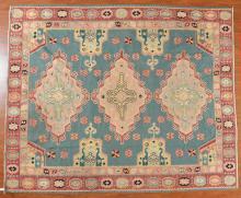 Sino Kelim rug, approx. 7.9 x 9.9