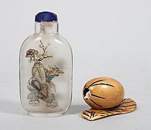 Two oriental objects