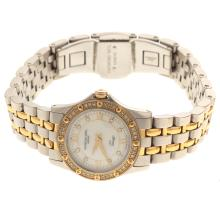 Lot 148: A Trio of Ladies Watches; Michelle & Raymond Weil