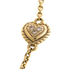 Lot 154: A Ladies J. Ripka Necklace with Diamonds in 18K