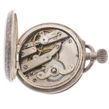Lot 206: A Trio of Ladies Pocket Watches