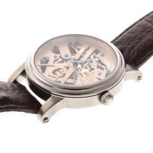 Lot 209: A Masonic Skeleton Watch by Barclay Company