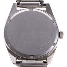 Lot 210: A Gentlemen's Omega Watch in Stainless Steel