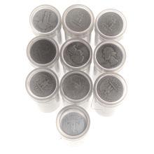 Lot 608: 389 Silver Quarters = $97.25 Face
