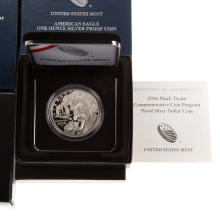 Lot 663: Silver Eagles and Silver Dollar Commemoratives OGP