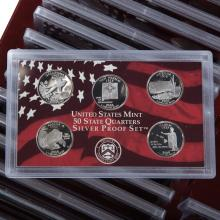 Lot 662: Silver Proof Set Collection 1992 - 2016