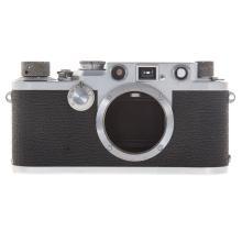 Lot 702: Leica III F Camera Body