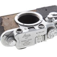 Lot 703: Leica III F Camera Body