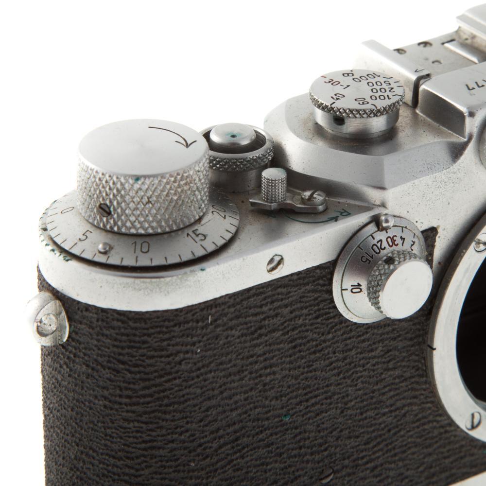 Lot 704: Leica III C Camera Body