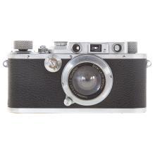 Lot 712: Leica III A Camera With Wetzlar Summar Lens