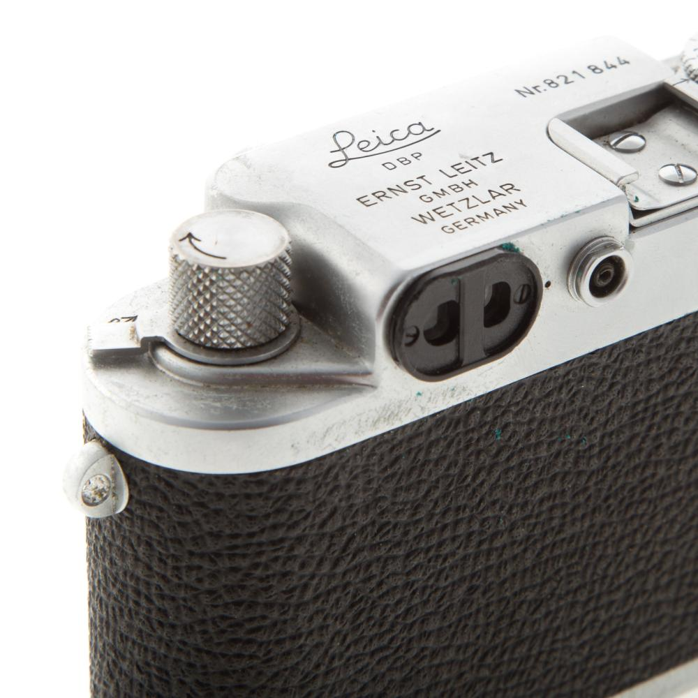 Lot 715: Leica II F Camera Body