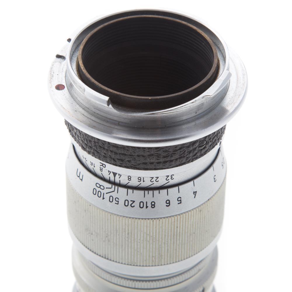 Lot 724: Leica Elmar 1:4 Lens