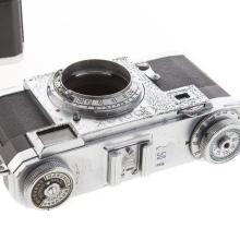 Lot 733: Two Zeiss Ikon Contax Camera Bodies