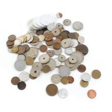 [World] Foreign Coin Mix