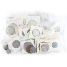 [World] Mixed World Coins