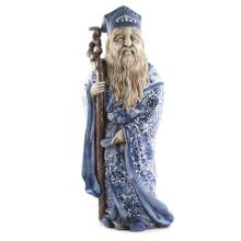 Japanese porcelain figure of elder