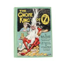 Baum. The Gnome King of OZ, 1st Edition