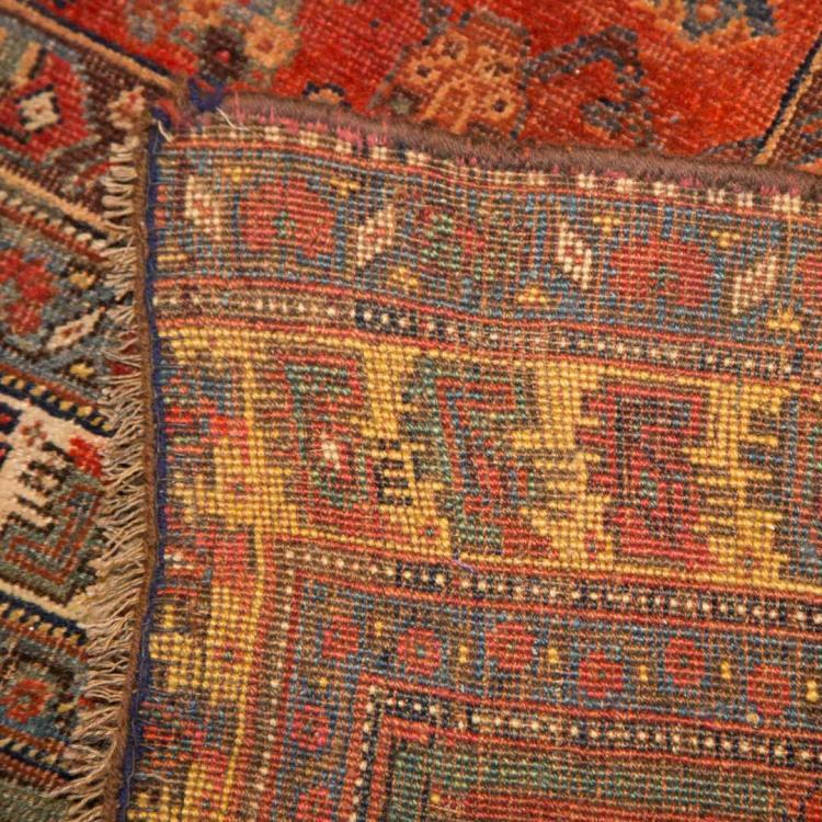 Antique bijar carpet approx 11 x 17 2 for Alex cooper real estate auctions