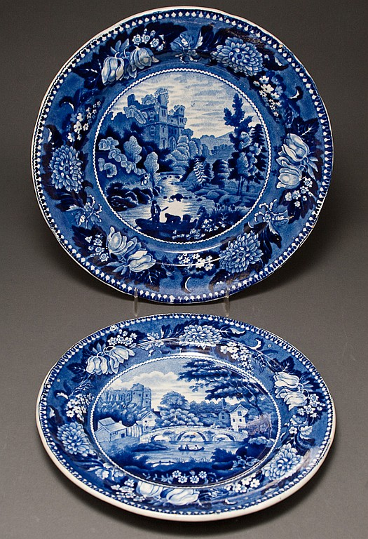 Adams brecon castle brecknockshire pattern china luncheon for Alex cooper real estate auctions