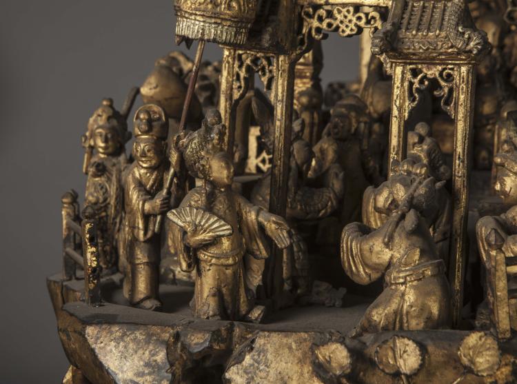 enseigne chef d 39 oeuvre d 39 atelier d 39 un maitre sculpteur i. Black Bedroom Furniture Sets. Home Design Ideas