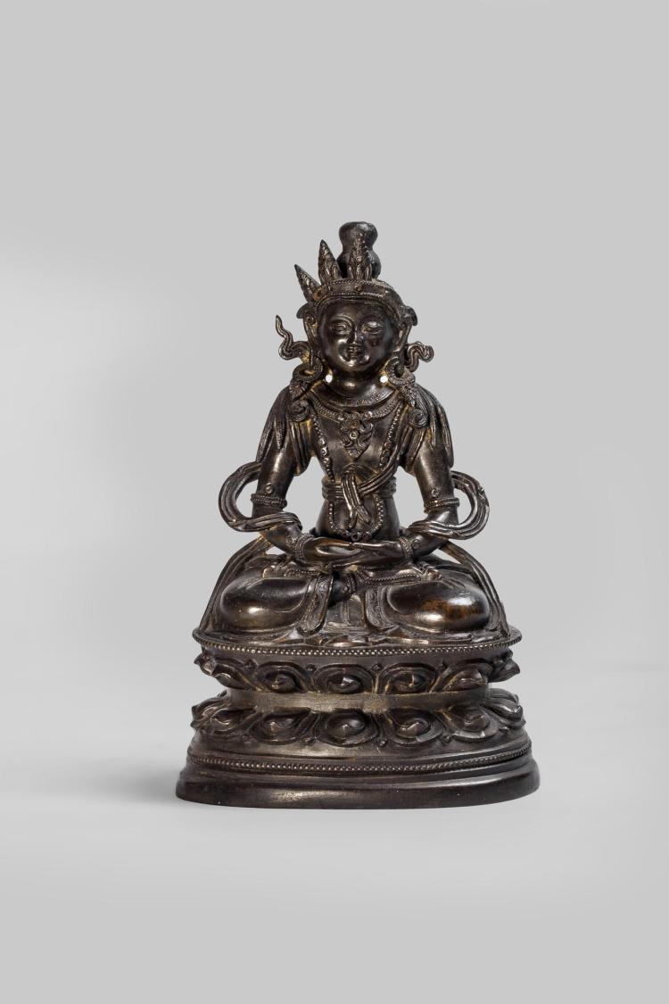 Boddhisattva assis en méditation.