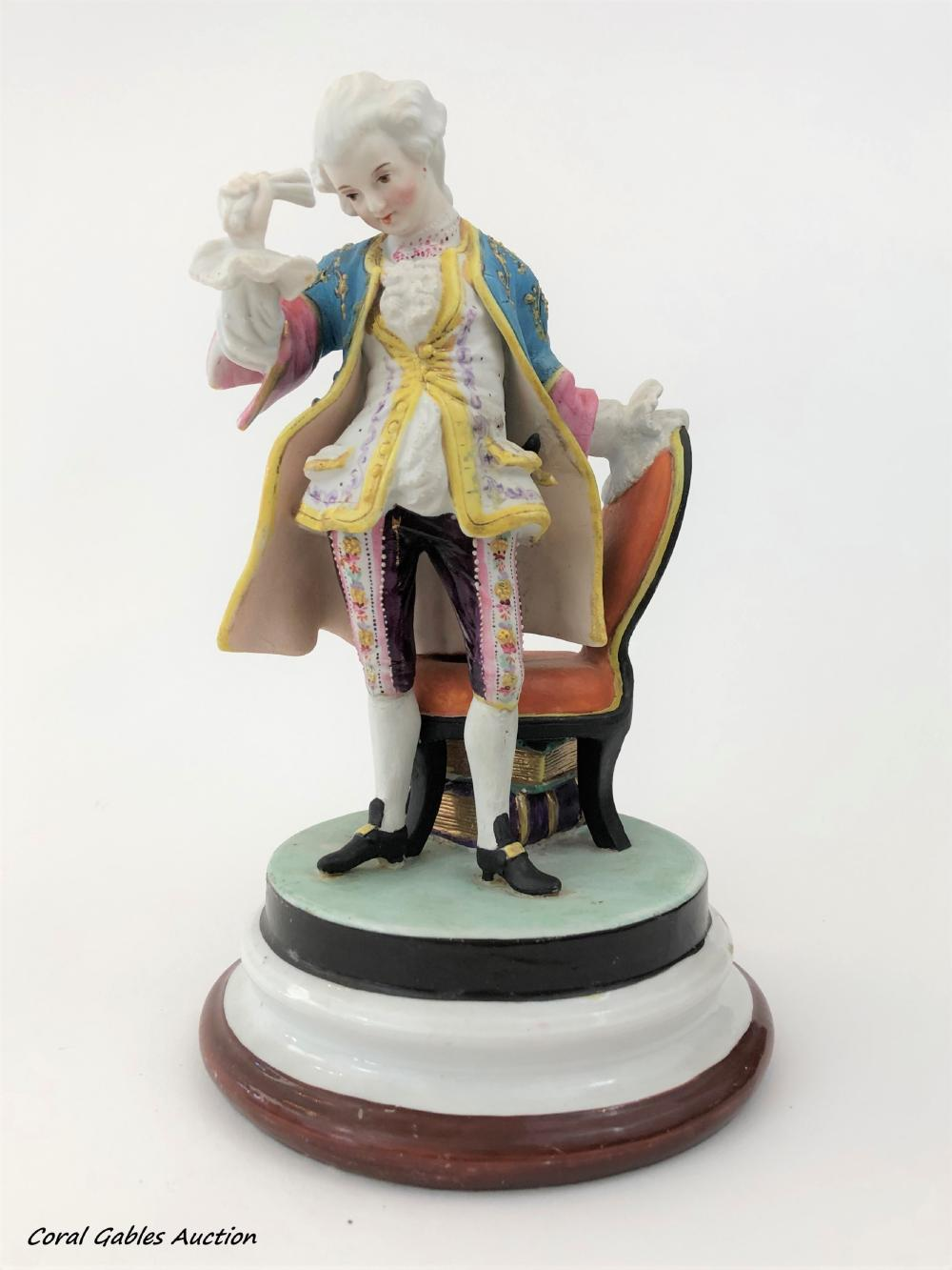 Old Paris Figure