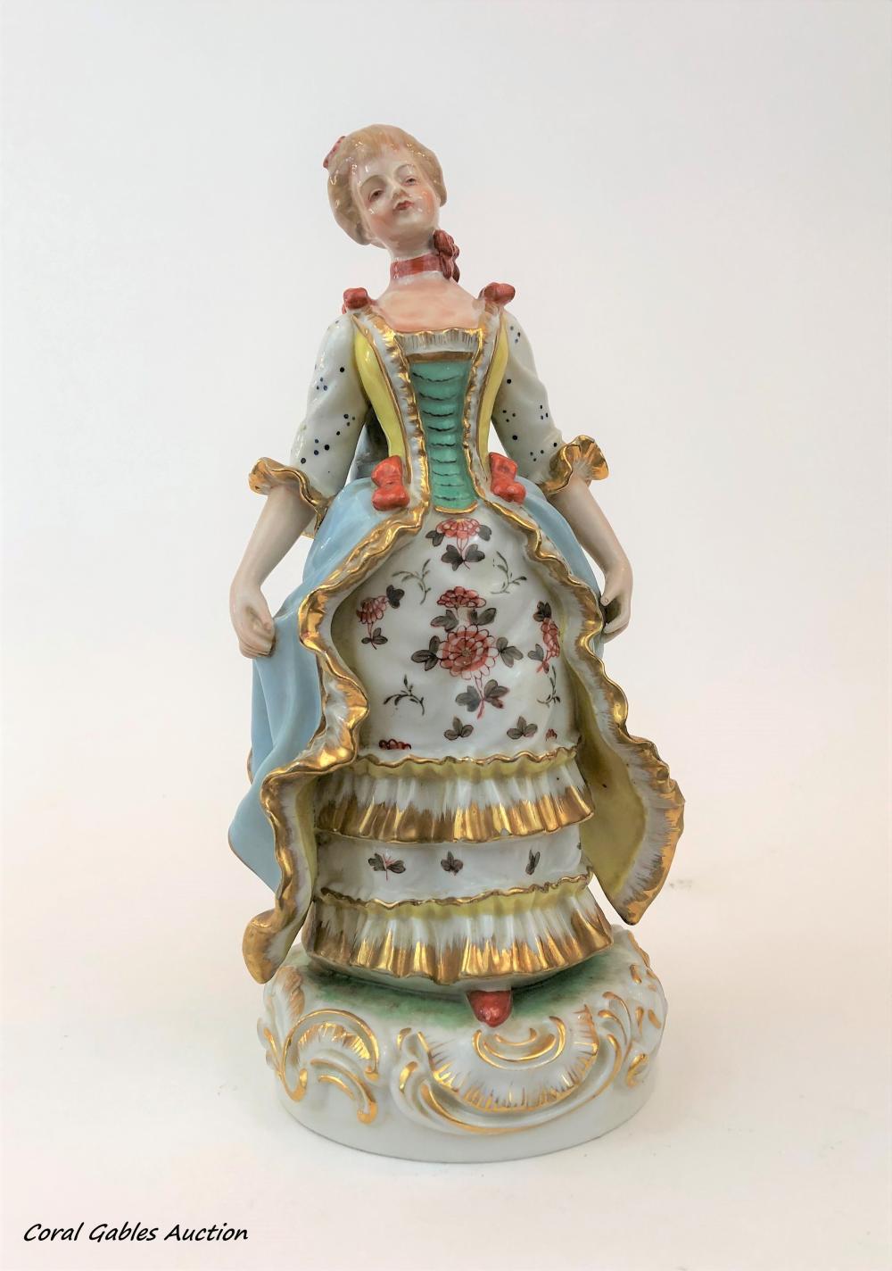 Porcelain Figure.