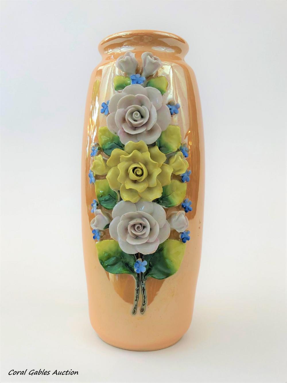 Porcelain German vase