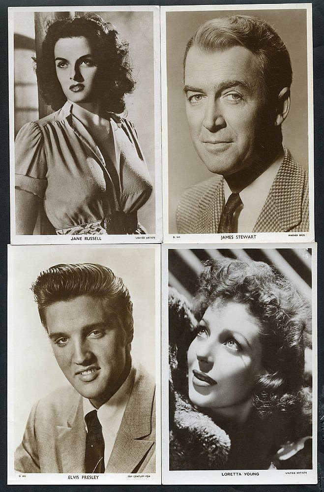 FILM STARS collection of 108 cards incl. many from the 'Picturego