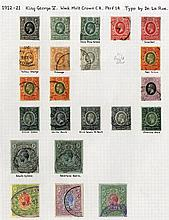 BRITISH COMMONWEALTH ranges in seven albums incl. Canada, Singapo