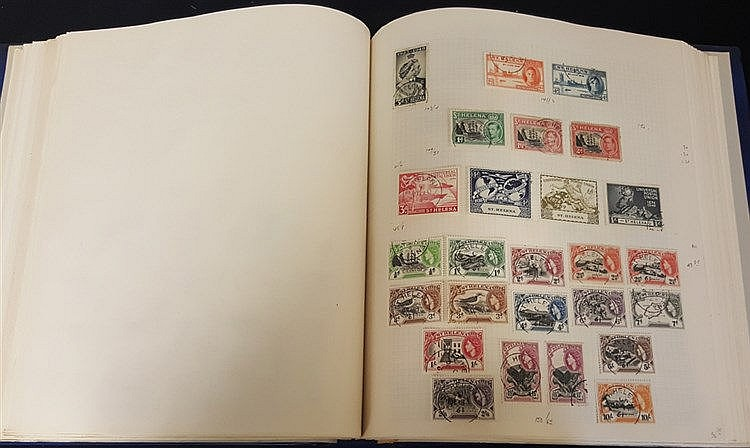 BRITISH COMMONWEALTH (all periods) good to FU collection with ran