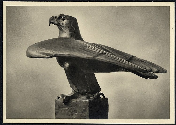 Circa 1930-40 German Sculpture - lovely range of photo culture ca
