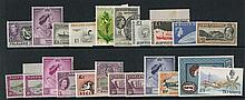 BRITISH COMMONWEALTH - Falklands 1935-70 M or UM collection incl.