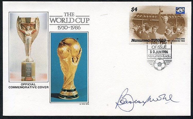 WORLD CUP FOOTBALL photo album containing a collection of 1986 Wo