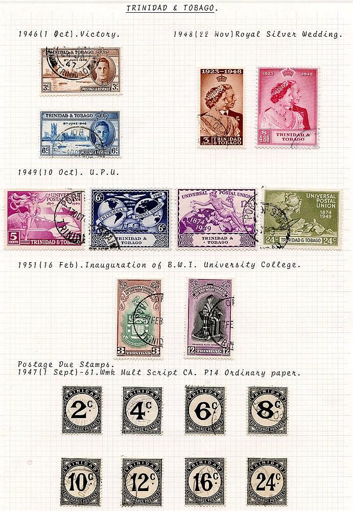 1937-51 KGVI VFU range incl. 1938 set, 1947 Dues, 1948 Wedding et