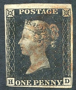 Plate 1b HD, clear to huge margins, fine red MC. (1)